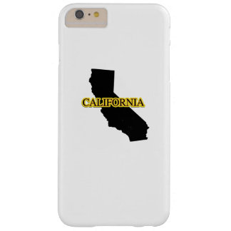 California Retro Vintage Gift  Throwback Surfs Barely There iPhone 6 Plus Case