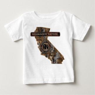 California RIG UP CAMO Baby T-Shirt