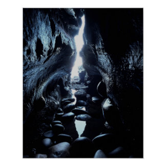California, San Diego, La Jolla, La Jolla Caves Poster