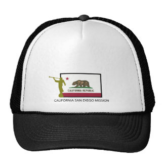 CALIFORNIA SAN DIEGO MISSION LDS CTR CAP