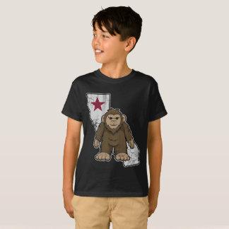 California Sasquatch Bigfoot T-Shirt