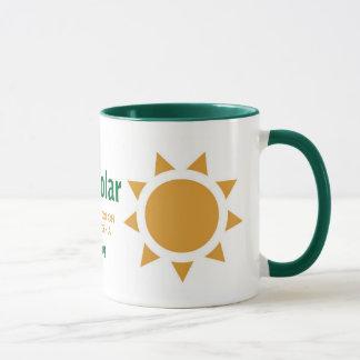 California Solar Mug