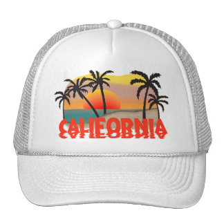 California Souvenir Hat