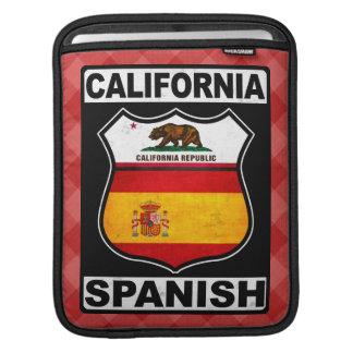 California Spanish American iPad Cover Sleeves For iPads
