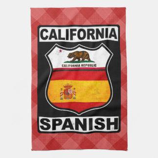 California Spanish American Tea Towels