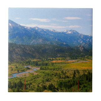 California SR 108 Sonora Pass Tile