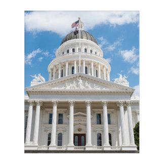 California State Capitol in Sacramento Acrylic Wall Art