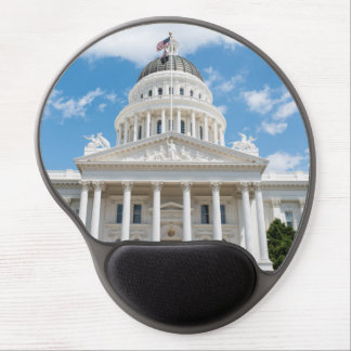 California State Capitol in Sacramento Gel Mouse Pad