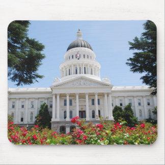 California State Capitol Sacramento Mouse Pad