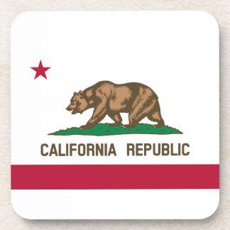 California State Flag Coaster