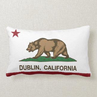 California State Flag Dublin Cushions