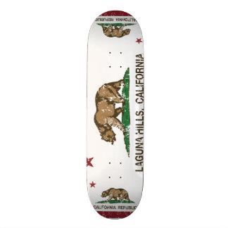California State Flag Laguna Hills Skate Boards