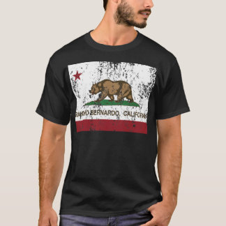 California state flag rancho Bernardo T-Shirt