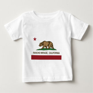 california state flag Rancho mirage Baby T-Shirt