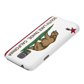 California State Flag South Lake Tahoe Galaxy S5 Covers