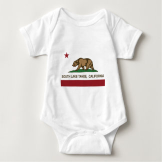 California State Flag South Lake Tahoe Shirt