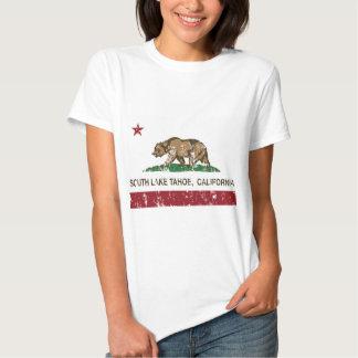 California State Flag South Lake Tahoe Tshirts