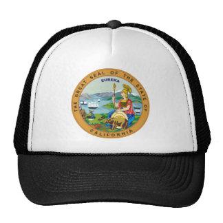 California State Seal Cap