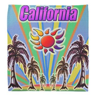 California Summer Love Bandana