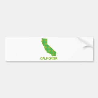 California Sun Bumper Sticker