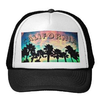 California Sunset Trucker Hat