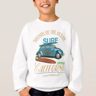 California Surf Sweatshirt
