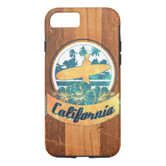 California surfboard iPhone 8/7 case