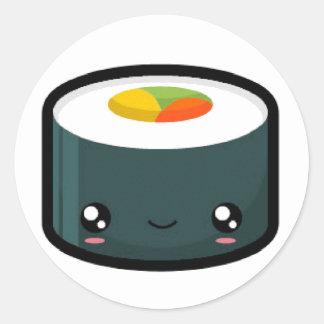 California Sushi Sticker