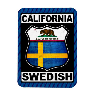 California Swedish American Magnet