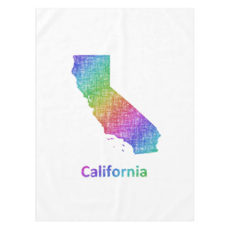 California Tablecloth