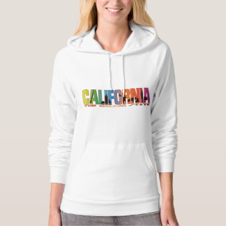 California the golden state hoodie