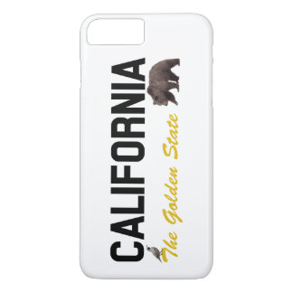 California - The Golden State iPhone 7 Plus Case