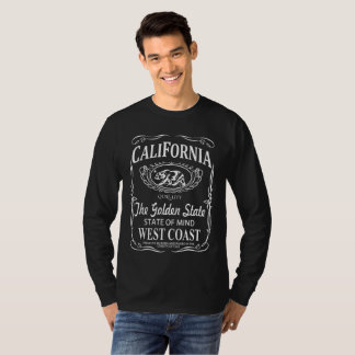 California The Golden State T-Shirt