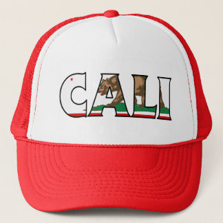 California Trucker Trucker Hat
