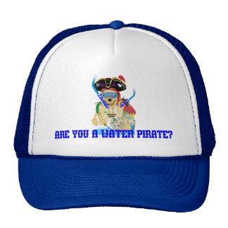 California Water Pirate Cap