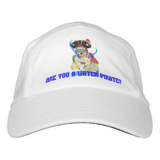California Water Pirate Hat