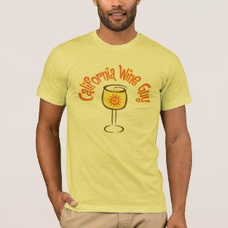 California Wine Guy T-Shirt