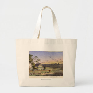 Californian Ranch Large Tote Bag