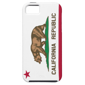 Californian republic state flag iPhone 5 covers