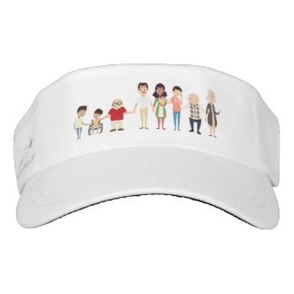 CaliforniaSibs visor