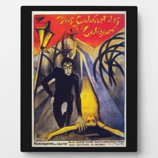 Caligari Custom Tabletop Plaque