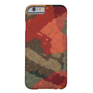 Caligraphy Barely There iPhone 6 Case