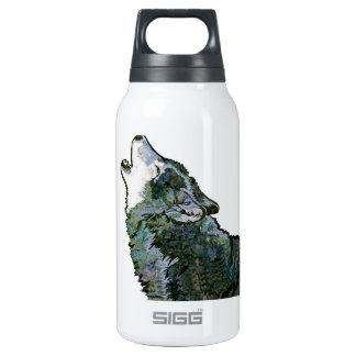 CALL AT MIDNIGHT INSULATED WATER BOTTLE