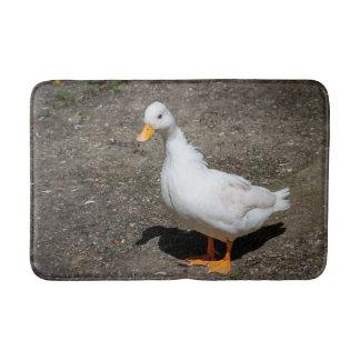 Call duck bath mat