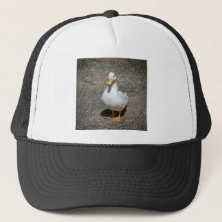 Call duck trucker hat