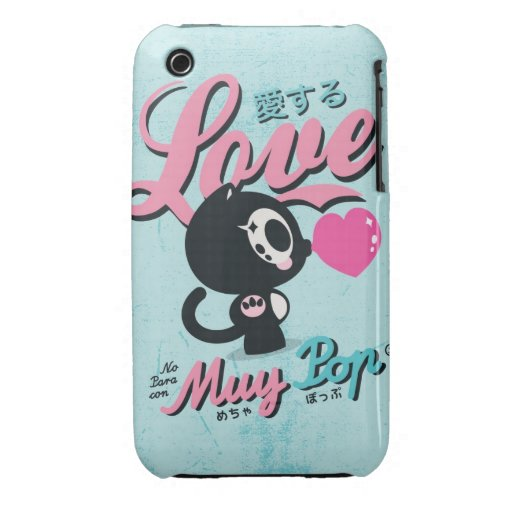 Call for Love! iPhone 3 Case
