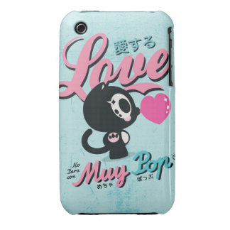 Call for Love! iPhone 3 Case-Mate Case