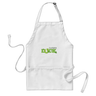 Call it Luck Adult Apron
