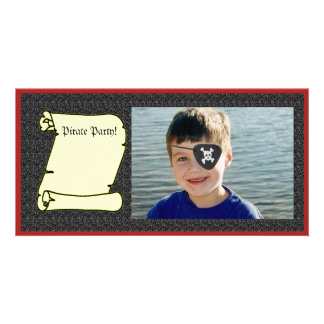 Call me a PIRATE Picture Card