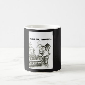call me, ishmael coffee mug